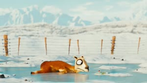 انیمیشن کوتاه Caminandes