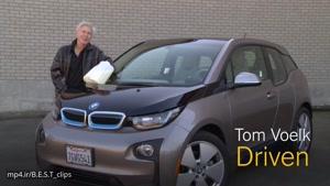 بررسی خودرو - BMW i۳