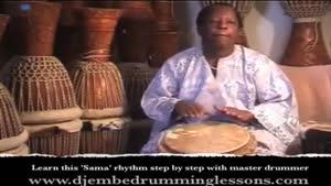 آموزش ساز افریقایی جیمبی-بخش ۱