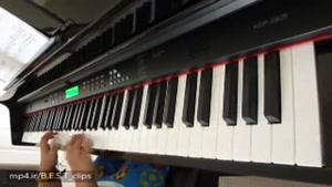 ای ایران ورژن پیانو