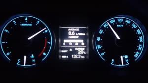 صفر تا صد Toyota Auris ۲۰۱۳