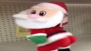 عروسک بابانوئل جالب
