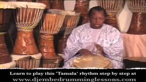 آموزش ساز افریقایی جیمبی-بخش ۲