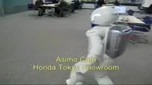 ربات مخصوص سرویس غذا