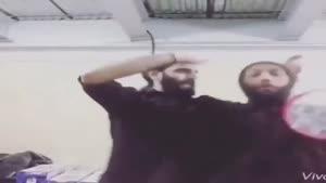 رقص برقی جالب