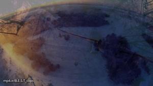 فیلمبرداری هوایی از جنگل پاییزی
