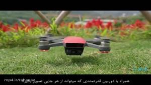 معرفی اسپارک (spark) ساخت DJI با زیرنویس فارسی