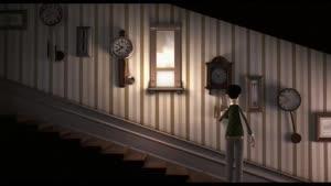 انیمیشن کوتاه و مفهومی گذر عمر