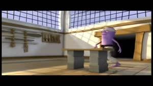 انیمیشن کوتاه - شکستن چوب