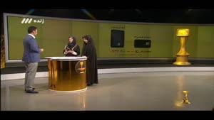 برنامه سه ستاره : مصاحبه با زینب تقوایی و لعیا زنگنه
