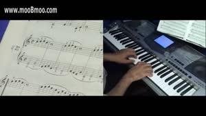 اموزش ساز پیانو - درس ۱۶