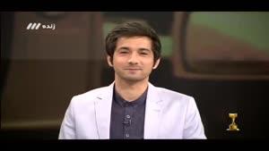 برنامه سه ستاره : مصاحبه با نجم الدین شریعتی و علی ضیا