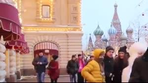 فارسی حرف زدن دانشجویان روس