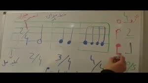 آموزش پیانو به زبان ساده - پارت ۱۰