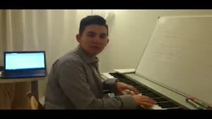 آموزش پیانو به زبان ساده - پارت ۷
