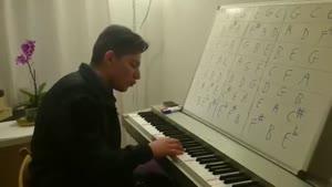 آموزش پیانو به زبان ساده - پارت ۱۸