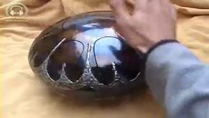 ساز عجیب beautiful tank hank (drum in gaz) در موج