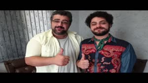 گپ موج با عضو گروه بنیامین بهادری - آرش سعیدی ۱