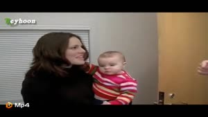 واکنش جالب کودکان نسبت به تغییر رفتار