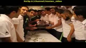 تولد مسعود شجاعی در برزیل