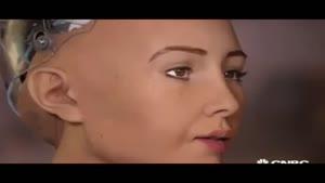 جدید ترین ربات شبیه به انسان