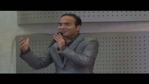 شوخی و تقلید صداهای خنده دار حسن ریوندی و بهمن هاش