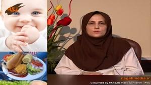 تغذیه کودک از ۶ ماهگی تا ۲ سالگی