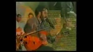 کلیپ دیده نشده از مرحوم ناصر عبدالهی اجرای گیتار