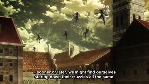 قسمت چهارم [۴۱] فصل سوم انیمه حمله به تایتان - shingeki no kyojin season ۳