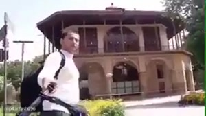 سلفی با آثار تاریخی ۳۱ استان در یک دقیقه!