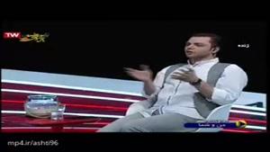 صحبتهای جنجالی رضا کیانیان روی آنتن زنده تلویزیون: کی گفته واسه مردم کار میکنم؟