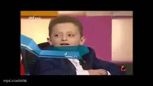 اين پسر خوش صدا هم به آرزوش رسيد خواننده شد