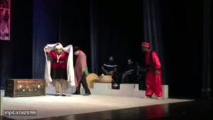 فیلم نمایش بنگاه تئاترال علی نصیریان - اولین نمایش پر از رقص و موسیقی بعداز انقلاب