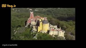 کاخ ملی پنا از جاذبههای گردشگری پرتغال