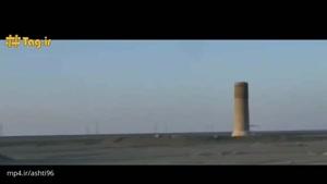 """""""میل نادری"""" یکی از آثار ملی ایران در استان کرمان"""