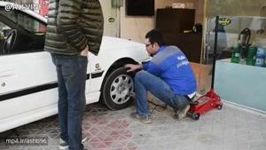 وقتی میری پیش مکانیک تا یه مشکل کوچیک از ماشینو حل کنی !