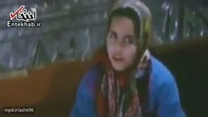 ویدئویی نوستالژیک از بازی ملیکا شریفی نیا در «اشک و لبخند»