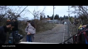 ویدیویی از پشتصحنه فیلم سینمایی شنل