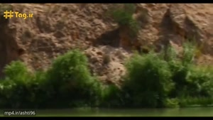 تنگه با شکوه سازبن در استان ایلام