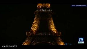 همدردی برج ایفل با مصر