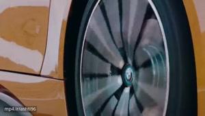 جدی ترین رقیب تسلا : BMW i8 رودستار