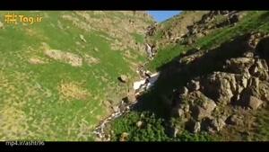 کوه هنگ لانه، کوهی مرتفع و زیبا در استان کردستان
