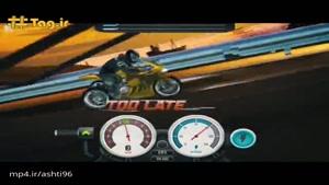 معرفی بازی موبایل تاپ بایک: مسابقه موتور سواری و موتور درگ