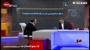 مهمترین خبر یک ماه گذشته از نگاه رضا داودنژاد