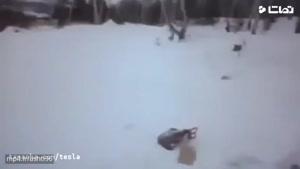 ویدیوی کشف جسد بیگانه فضایی در روسیه