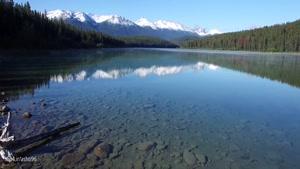گشتی در طبیعت کانادا | شگفتی کوهستان