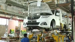 گزارش آگهی معرفی خودرو هایما s۵محصول جدید ایران خودرو