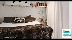 دکوراسیون داخلی خانه های کوچک با طراحی جذاب و کاربردی