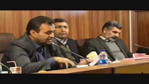 افشاگری فرماندار بوکان در مراسم تودیع و معارفه شهردار جدید