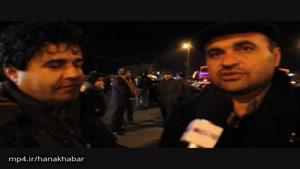 فرماندار بوکان شهادت ابوبکر معروفی را تسلیت گفت